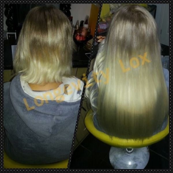 Hot Lox Hair Extensions Gallery Hair Extensions For Short Hair