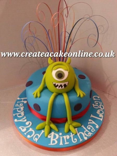 Create a Cake - Cake Maker in Liverpool (UK)