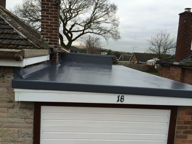 Bm Joinery Flat Roofing Specialist In Marple Stockport Uk