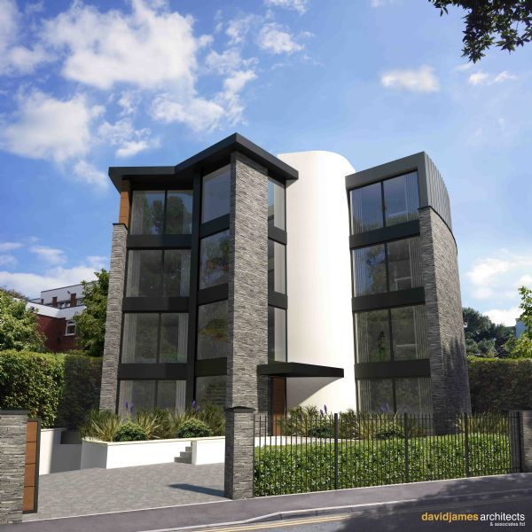David james architects associates ltd architect in - Architects poole dorset ...