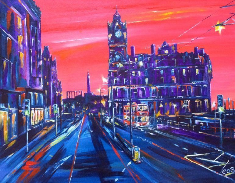 Landscape Supply Co >> Edinburgh Art Prints - Landscape Artist in Dalkeith (UK)