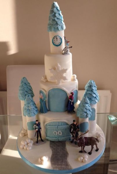Frozen Birthday Cake Bolton Image Inspiration of Cake and Birthday