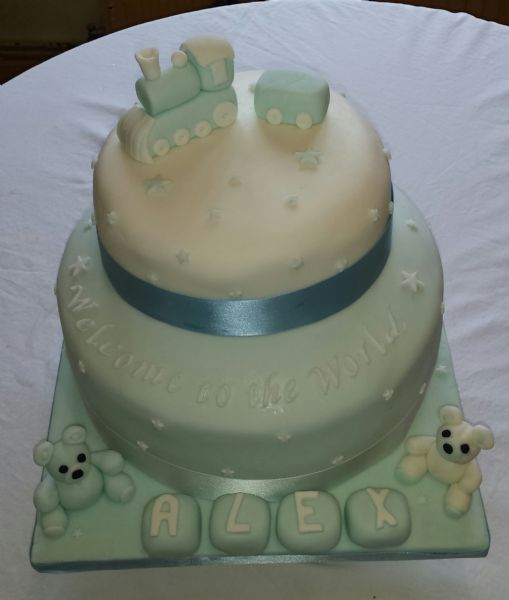 Sandys Cake