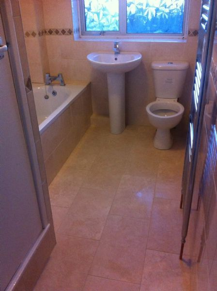 Brett Property Maintenance Bathrooms Bathroom Fitter In Sheldon Birmingham Uk