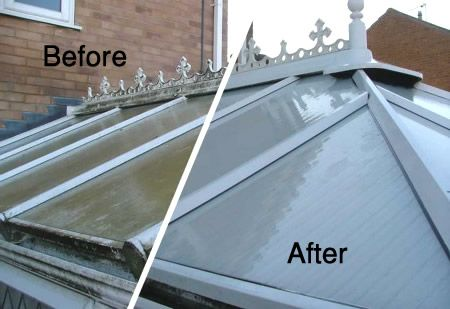Conserva Gleam Ltd Conservatory Cleaning Specialist In