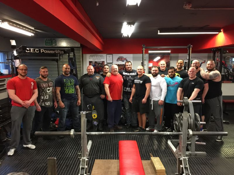 Bulldog Power And Strength Gym Gym In High Wycombe Uk