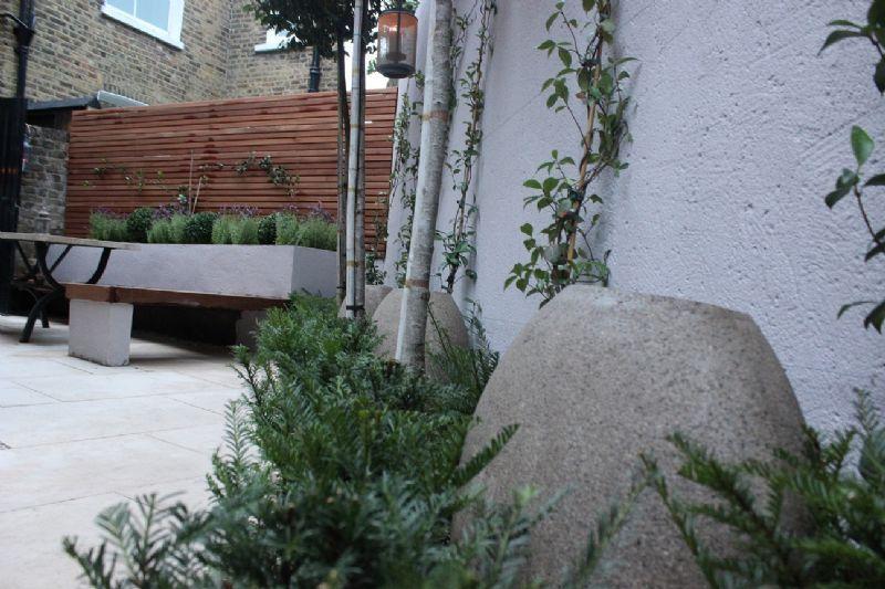 Norfolk landscape gardener garden design daniel shea for Garden design norfolk