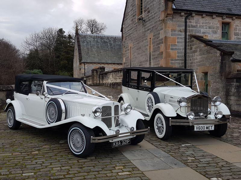 Beauford Wedding Car Hire Edinburgh