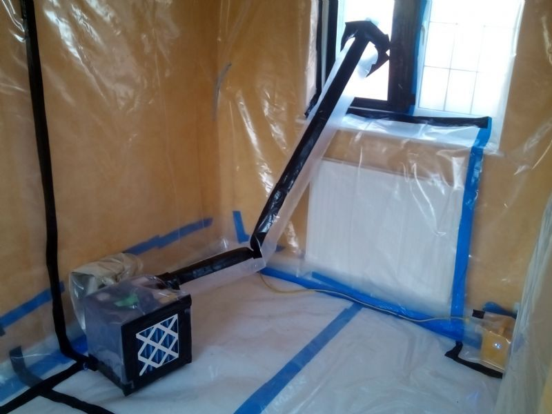 blue a ltd asbestos removal company in watford uk. Black Bedroom Furniture Sets. Home Design Ideas