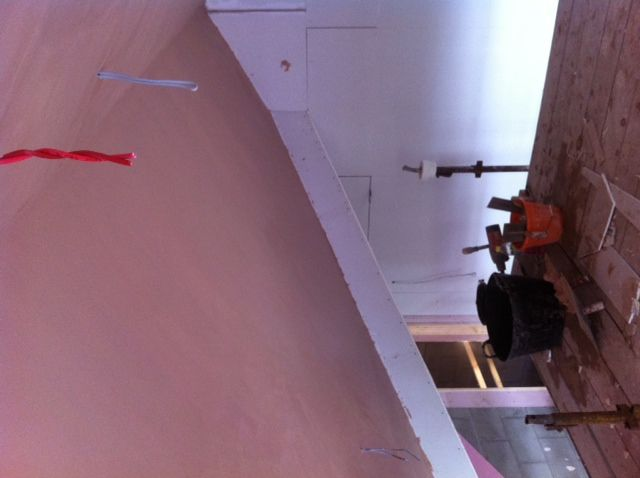 how to prepare a damp wall for plastering