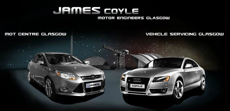 James coyle motor engineers car repair in glasgow uk for James motor company used cars