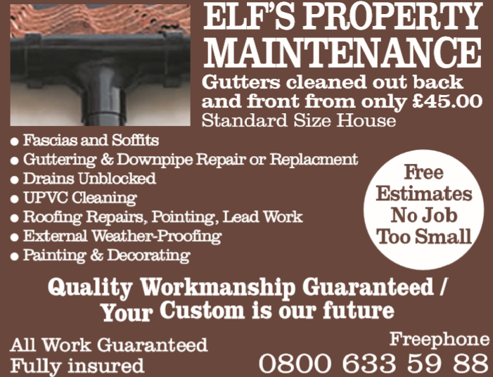 Elf S Property Maintenance Property Maintenance Company