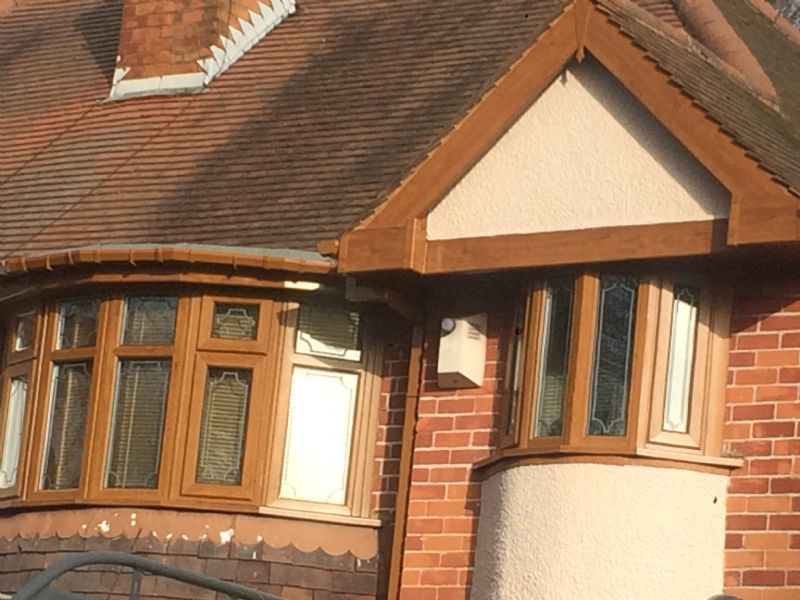 Ascot home improvements double glazing company in for Double glazing firms