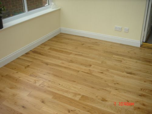 Fabulous Prefinished oak floor supplied and fitted. 500 x 375 · 22 kB · jpeg