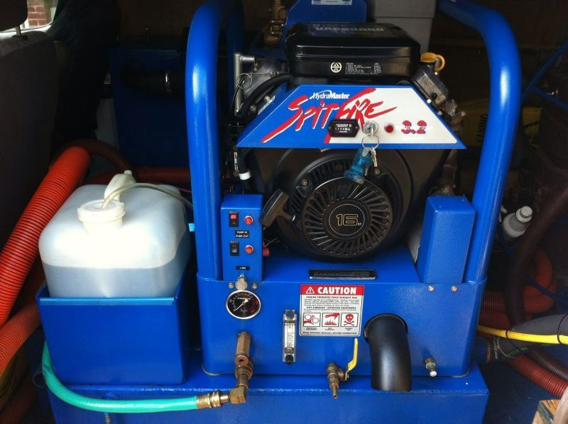 best truck mounted carpet cleaning machine