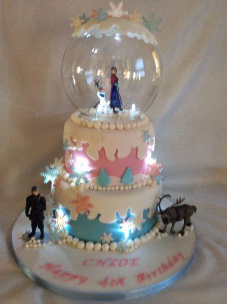 Birthday Cakes Fife