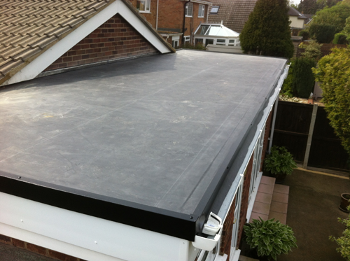 Wright roofing and building roofer in newcastle newcastle upon tyne uk - Advantages using epdm roofing membrane ...