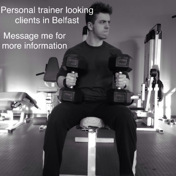 North York Personal Trainer For In Home: Personal Trainer In Belfast (UK