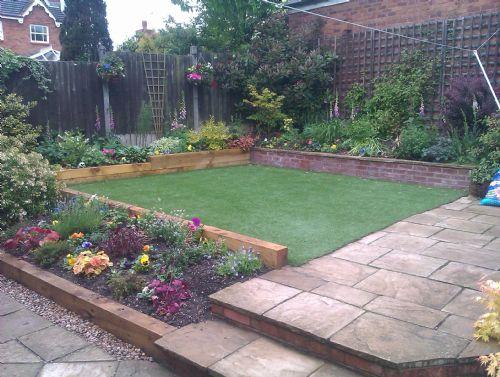 Garden Landscaping Wakefield : Lofthouse garden services ltd gardener in wakefield uk