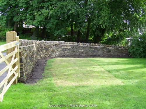 Mark Doyle Dry Stone Walling Dry Stone Waller In