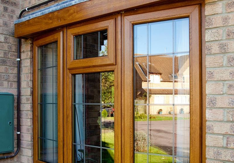 A rated home improvements double glazing company in for Double glazing firms