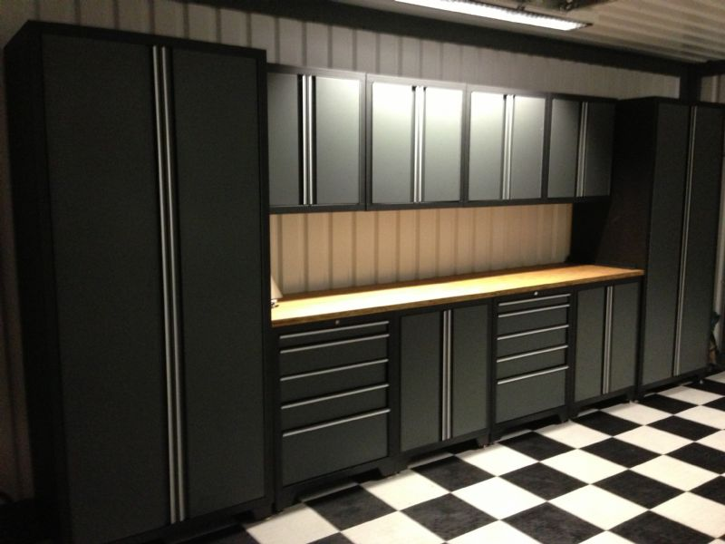 New Age Cabinets Costco New Age Cabinets Garage Journal