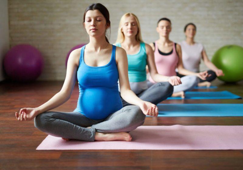 Йога для беременных мытищи ледовый 981