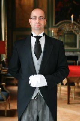 Beruf Butler