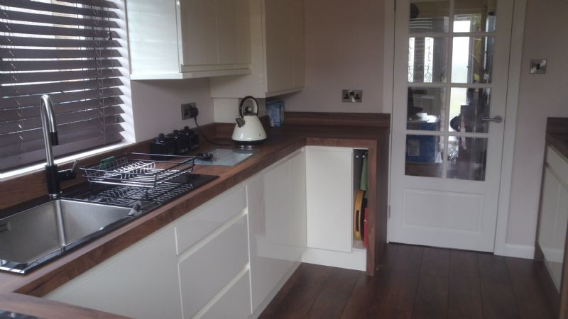 A One Interior Joinery Kitchen Fitter In Dunfermline Uk