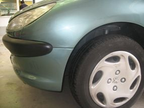 Car Bodyshop Repairs Telford