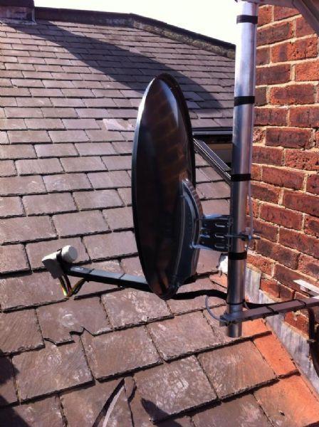 Digital & TV Aerials Halifax, Bradford & Leeds | Aerial Waves