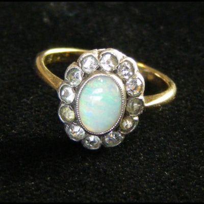Vintage Engagement Rings Nottingham