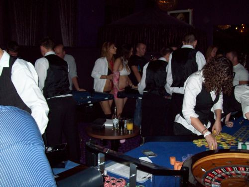 Lets start your croupier career today!