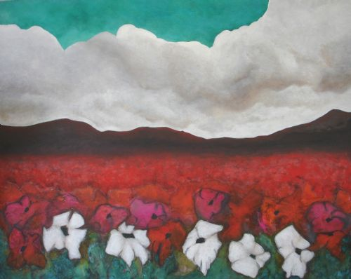 Isabelle amante artist artist in warsop mansfield uk for Mansfield arts and crafts show