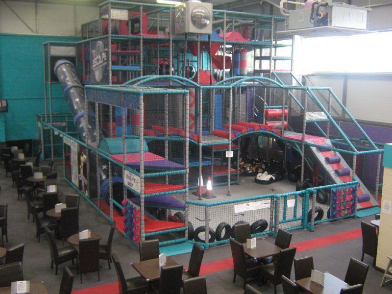 Escape Family Entertainment Centre Nottingham 18