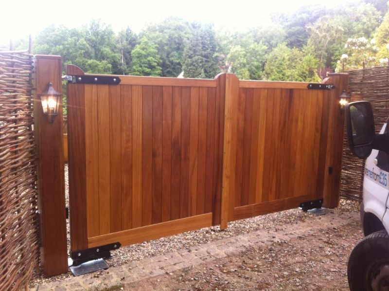 Windsor Electric Gates Mansfield 35 Reviews Gate