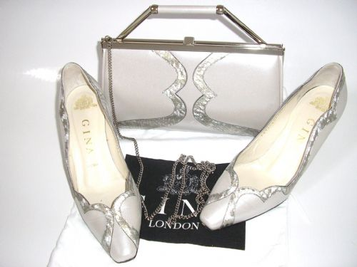 Mother Of The Bride Shoes And Matching Handbags Uk