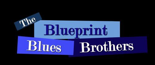 The blueprint blues brothers wedding entertainer in lichfield the blueprint blues brothers logo malvernweather Image collections