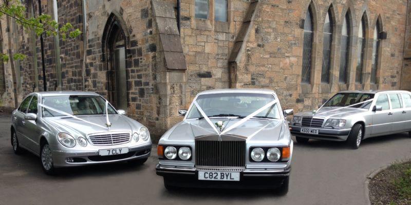 Wedding Car Hire East Kilbride