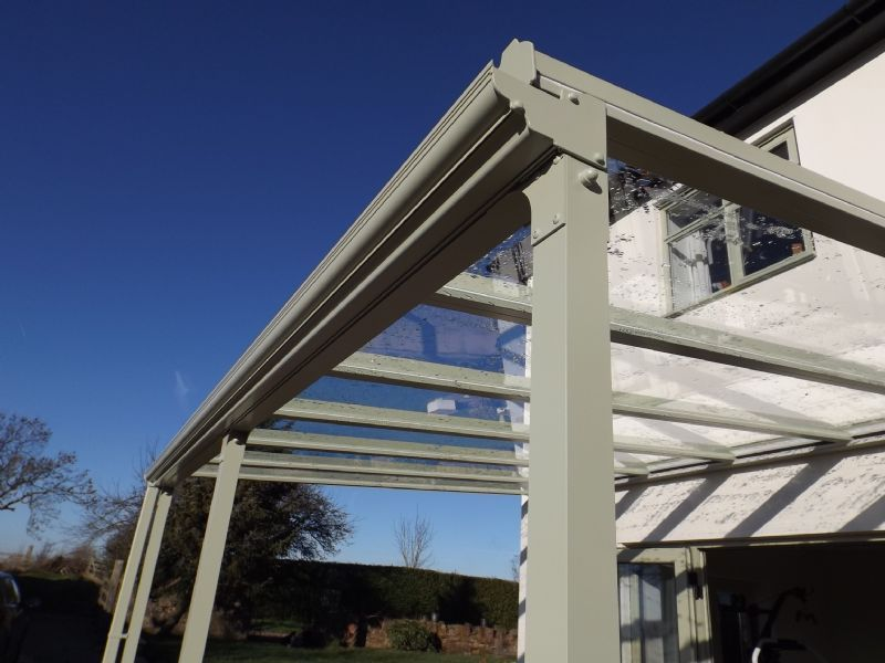 The Canopy Shop Corby Carport Construction Company