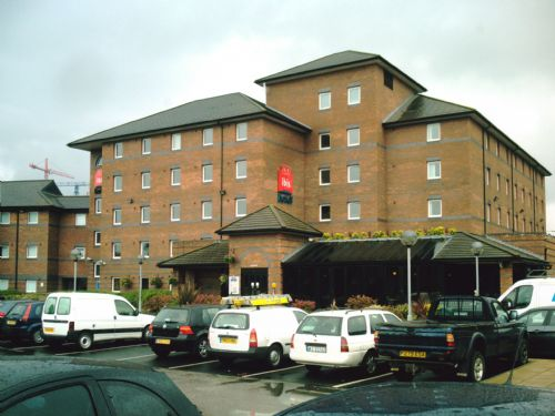 Ibis Hotel Liverpool City Centre