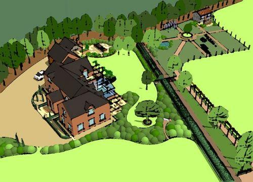Alan Capeling Landscape and Garden Design - Garden Designer in Loughborough (UK)