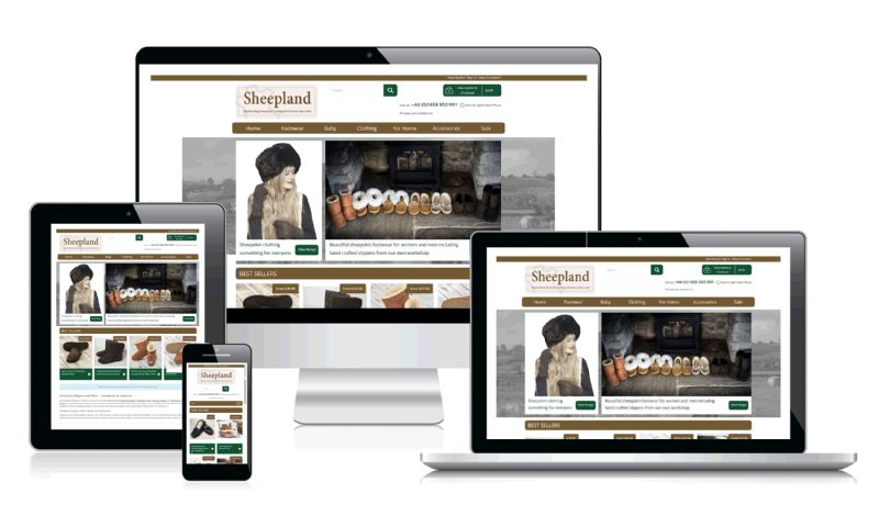 Web Design Company Yeovil