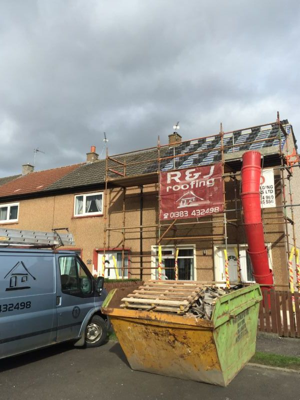 R And J Roofing Dunfermline 9 Reviews Roofer Freeindex