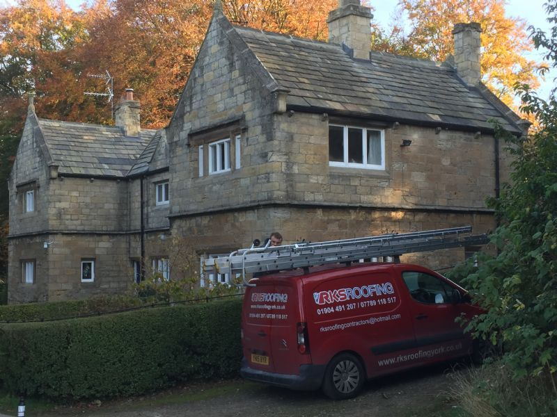R K S Roofing Contractors York 95 Reviews Roofer