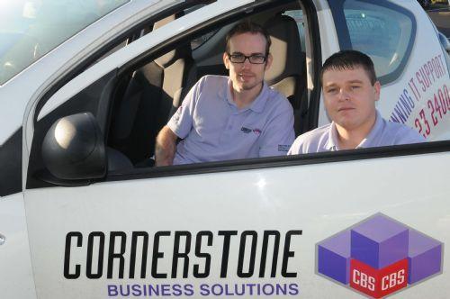 Business cornerstone