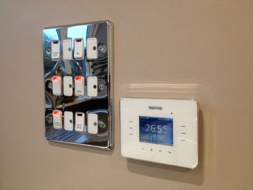 Evergreen Electrical Ltd Electrician In Swanley UK - Wiring a grid switch