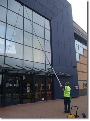 M Amp P Window Cleaning Services Manchester 1 Review