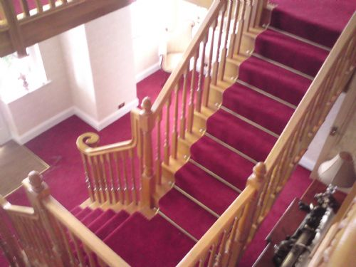 S B Richardson Carpet Fitting Services Carpet Fitter In