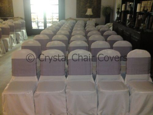 Wedding decoration hire grimsby : Crystal venue decoration chair cover hire company in